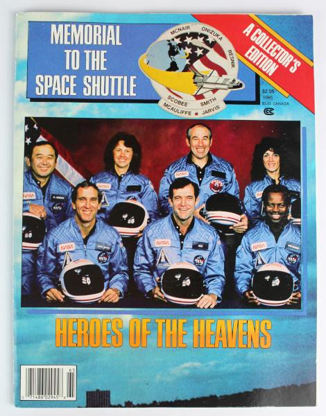 image Heroes of the Heavens Magazine