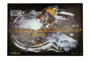 Signed Giotto Artwork