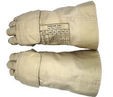 Orlan EVA Spacesuit Spare Gloves