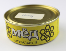 Russian Space Food – Small Tin of Honey