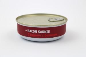 Heston Blumenthal Space Food - Bacon Sarnie