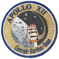 Apollo 12  Mission Patch