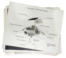 NASA Surveyor Press Pack