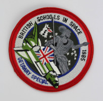 British Schools in Space Mission Patch