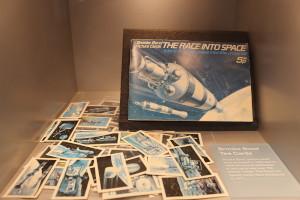Brooke Bond 'The Race Into Space Race' Tea Cards