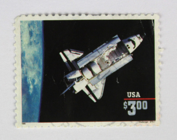 image Shuttle stamp