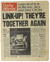 Daily Mirror 22 July 1969