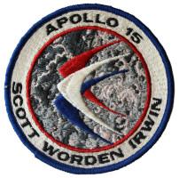 Apollo 15 Mission Patch
