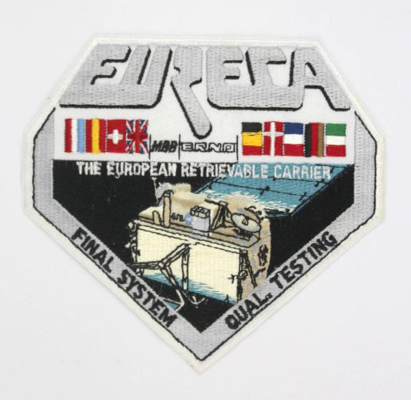 image EURECA Diamond Mission Patch - Front
