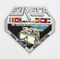 EURECA Diamond Mission Patch