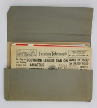 Green E.J Arnold Folder Containing Kettering Satellite Tracking Group Press Cuttings and Publications