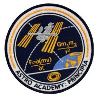 Astro Academy: Principia Mission Patch