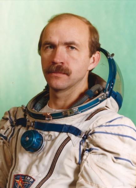 image Aleksandr Poleshchuk - Credit: Gagarin Research & Test Cosmonaut Training Center