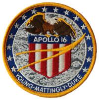 Apollo 16 Mission Patch