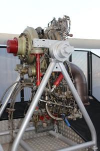 RZ.2 Engine and Turbo Pump