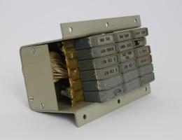 Apollo Block I Command Module Annunciator
