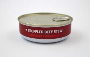 Heston Blumenthal Space Food - Truffled Beef Stew