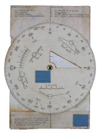 Apollo 15 Training Sun Compass