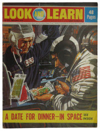 Look and Learn Magazine - Apollo–Soyuz Test Project