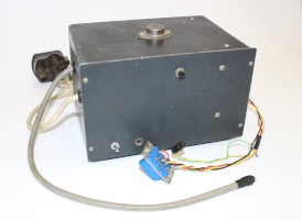 Power/Control Unit for Operating Ex-minicab Communications Receiver