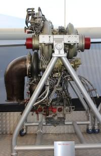 RZ2 Engine and Turbo Pump
