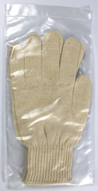 Packaged Russian In-flight Gloves