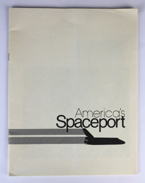 image America's Spaceport booklet