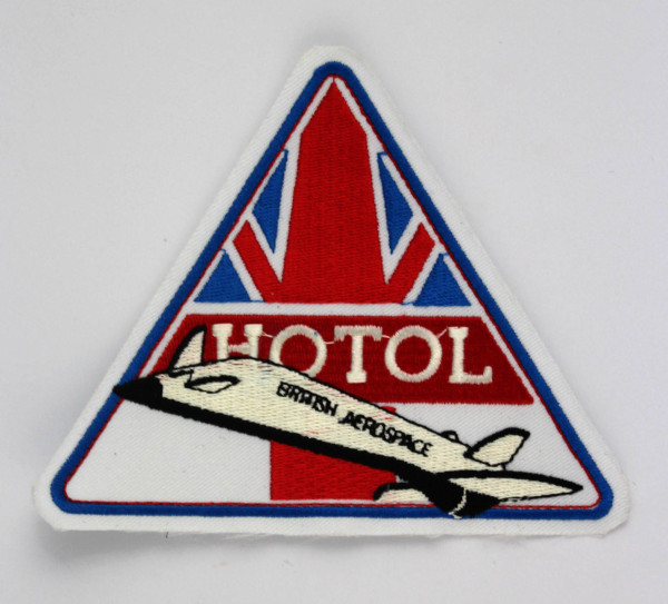 image HOTOL Mission Patch - Front