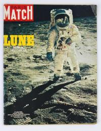 Paris Match Magazine, No. 1058, 16 August 1969