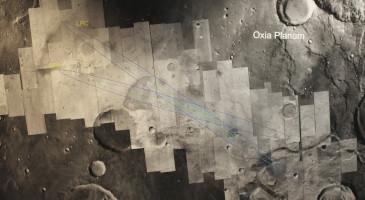 ExoMars Landing Site Graphic – Oxia Planum