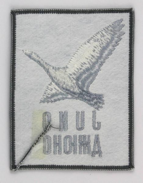 image Juno Merchandise Mission Patch - Back