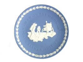Wedgwood Apollo 11 Commemorative Plate